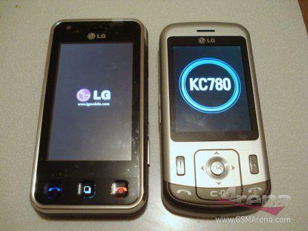 LG KC780 борется за самые тонкие 8 Мп в мире