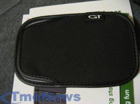Шпионские снимки G1, распаковка