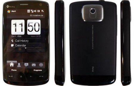 Первое ревью HTC Touch HD