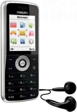 Мобильный GSM телефон Philips E100: простой путь всегда оставаться на связи
