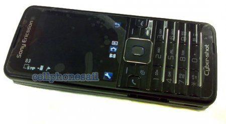 """Новый Cyber-shot от Sony Ericsson - вовсе не """"Kate"""""""