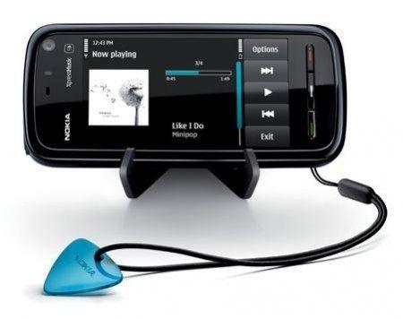 Nokia 5800 появится в России до конца года, в Европе и США — лишь в следующем году