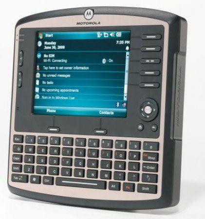 Motorola выпустила новый «промышленный» коммуникатор