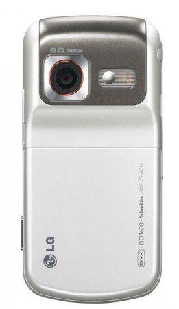 LG KC780 - 8 Мп камерофон любит, когда Вы улыбаетесь