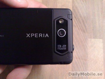 Sony Ericsson XPERIA X1 - распаковка (unboxing)