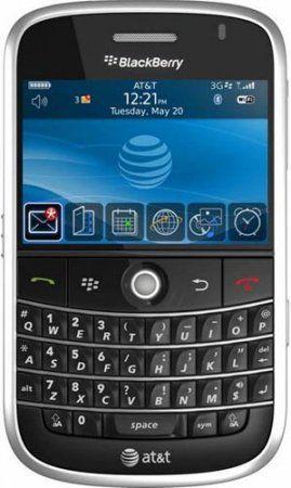 RIM BlackBerry Bold (вероятно) будет представлен AT&T 27 Октября