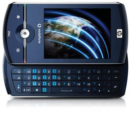 HP iPAQ Data Messenger / Voice Messenger официально от Vodafone