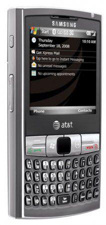Samsung Epix для AT&T эпически официально