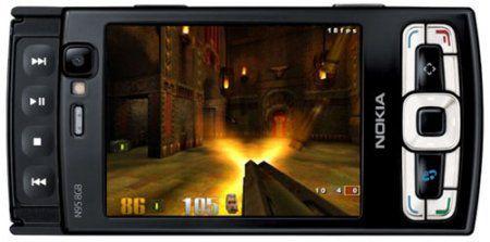 Quake III Arena – на смартфонах S60 3rd Edition