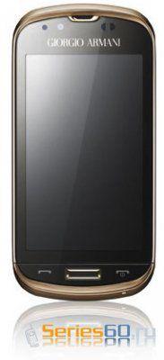 Samsung Giorgio Armani - новый имиджевый коммуникатор с qwerty-клавиатурой