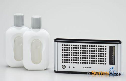 Toshiba выпустила зарядное устройство Dynario на метаноле