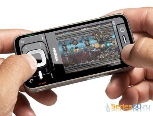 Nokia прекратила выпуск игр для платформы N-Gage