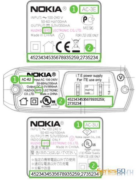 Внимание !! Программа обмена зарядных устройств NOKIA