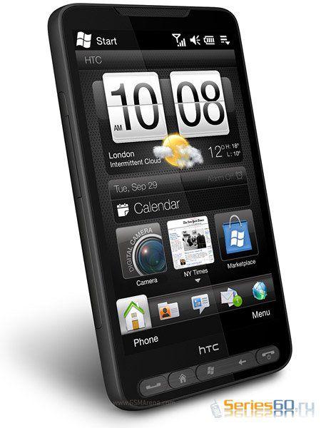 Продажи HTC HD2(Leo) стартуют в конце ноября в России
