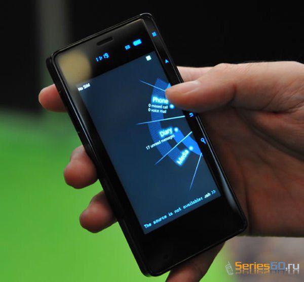 Смартфон First ELSE с Else Intuition OS выйдет во втором квартале 2010 года