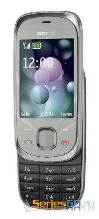 Новинки : телефоны Nokia 6700 slide и Nokia 7230