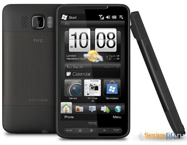 Начало продажи коммуникатора HTC HD2(Leo) в России