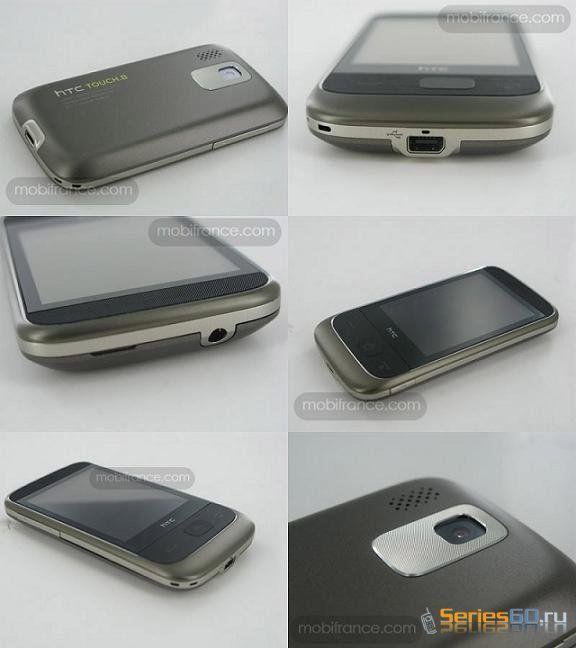 Новый HTC Touch.B просто телефон