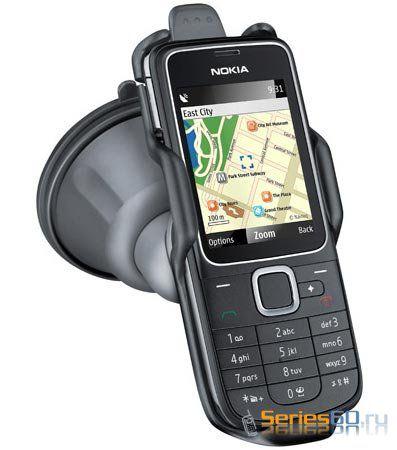 Бюджетная навигация с Nokia 2710