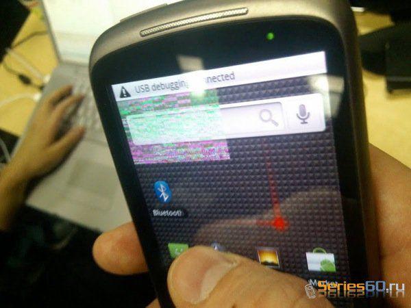 Коммуникатор от Google. Он же – HTC Passion