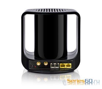 ZyXEL представляет безпроводной маршрутизатор MAX-206M2 для работы в сети WiMAX