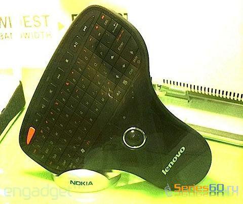 Мини-клавиатура Lenovo 57Y6336 для управление компютером