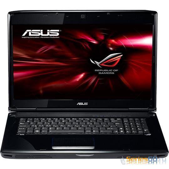 Ноутбук ASUS R.O.G. G72GX для игроманов