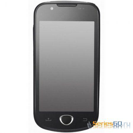 Android смартфон Samsung SHW-M100S - большой AMOLED дисплей, ТВ приемник и запись HD