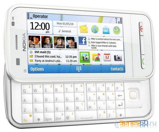 Первое изображение Nokia C6