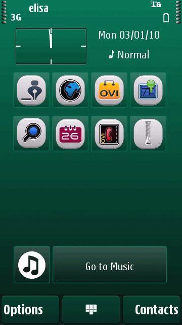Oil Green