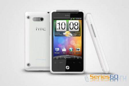 Недорогой Android-смартфон HTC Gratia для европейского рынка