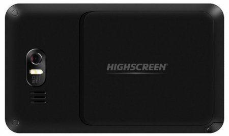 Интернет-планшет со встроенным коммуникатором: Highscreen Hippo