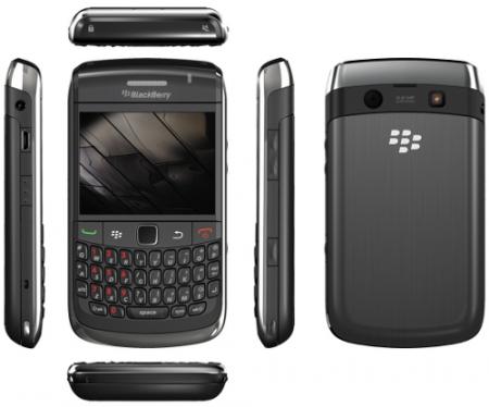 Новый смартфон BlackBerry Curve 8980 одобрен FCC